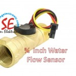 Sensor  Water Flow Cairan Bahan Kunigan (Water Flow Sensor)