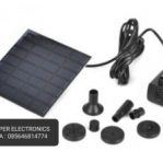 Jual Pompa Air Solar cell Otomatis
